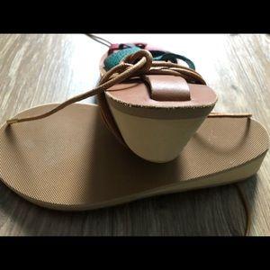 Sseko Shoes - Sseko handmade custom leather sandals